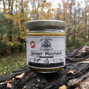 Ginger Mustard – 200ml