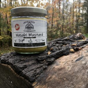 Wasabi Mustard – 200ml