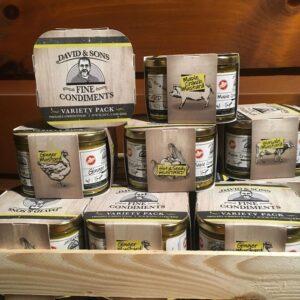 Mustard Variety Pack