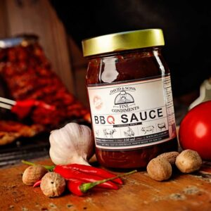 Original (Spicy) BBQ Sauce
